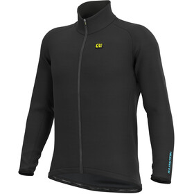 Alé Cycling Klimatik Guscio Racing Chaqueta Impremeable Hombre, black